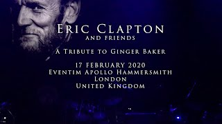 Eric Clapton - 17 February 2020, London, Hammersmith - Multicam - Complete show (HD)
