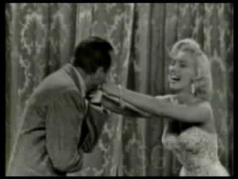 Marilyn Monroe - 1960 Georges Belmont interview part 1