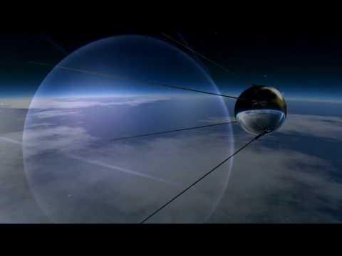 Sputnik 1 Satellite-1 Radio Signal