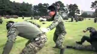 Секретный спецназ Кореи