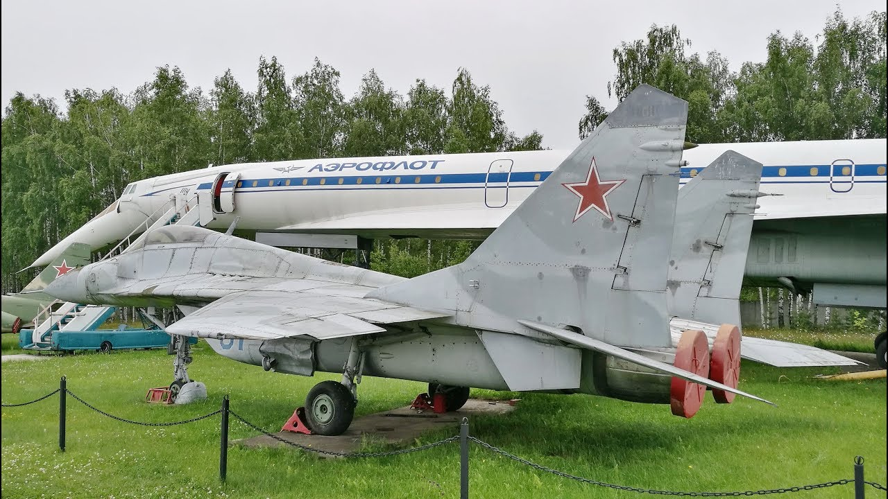 Monino THE Russian Airforce Museum