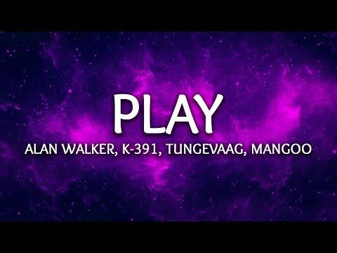 Alan Walker, K-391,