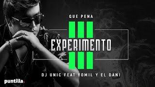 Dj Unic, Yomil y El Dany - Que pena (Audio Cover)