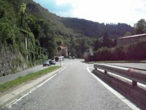 DISCESA BARZIO - LECCO ( circa 700 metri di dislivello)