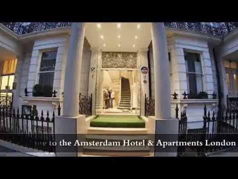 Amsterdam Hotel Earls Court London, SW5