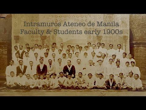 Old Manila 1900 Wow