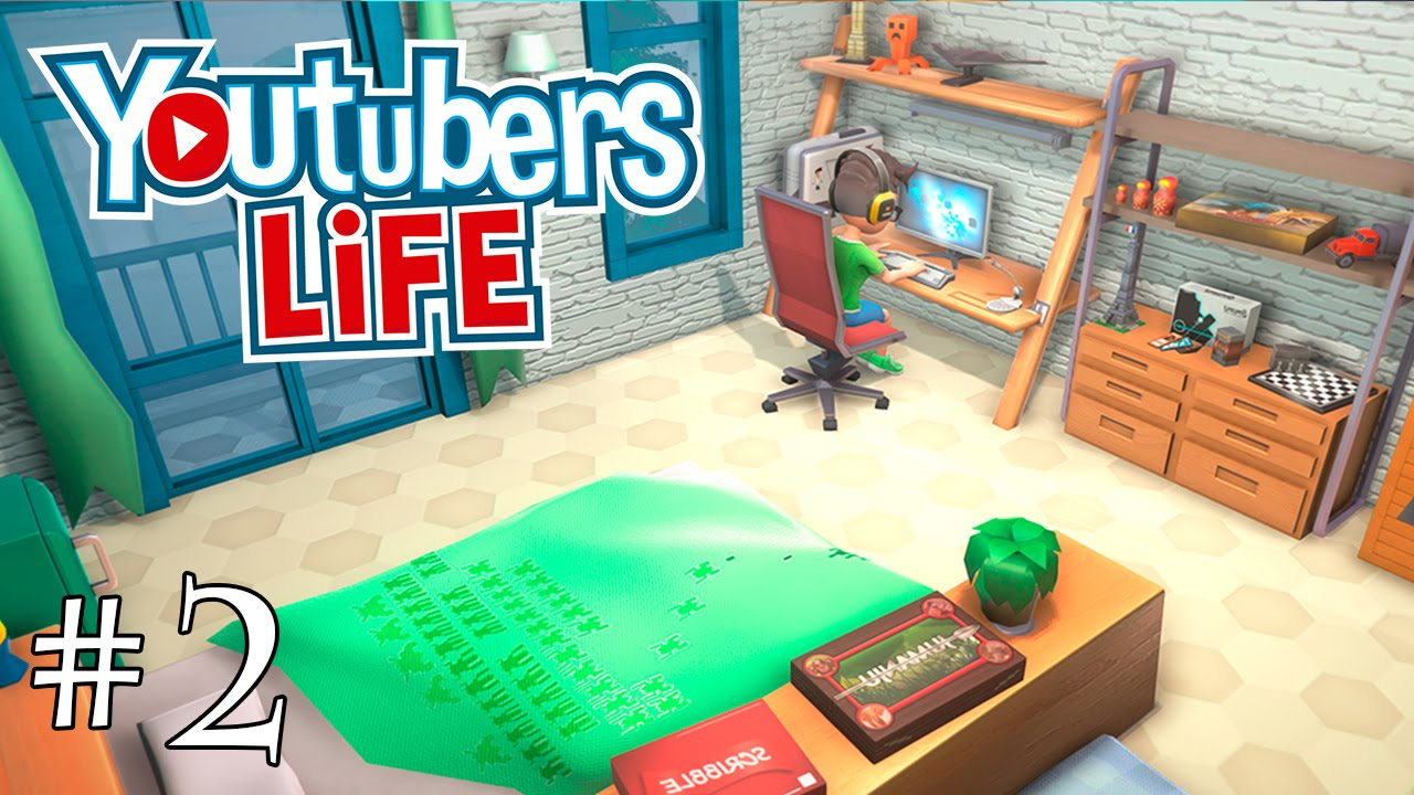 youtubers life how to change apparetement