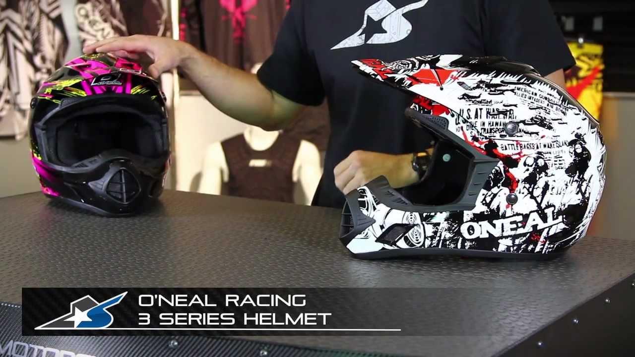 White One Size O/'Neal 0623-V00 ONeal Unisex-Adult 3SERIES Helmet Spare Visor VILLAIN
