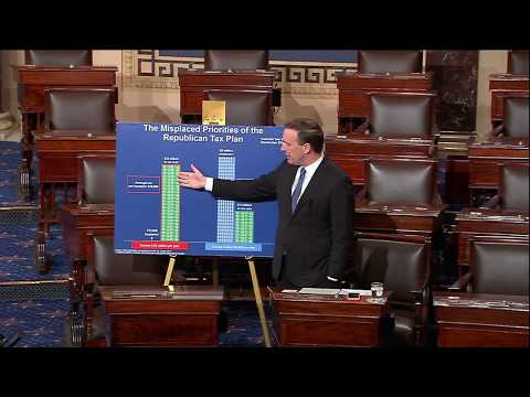 """Murphy: """"We Are Voting On A Multitrillion-Dollar Reform & Not A Single Senator Will Have Read It."""""""