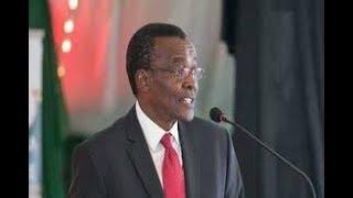 CJ David Maraga talks about DCJ Mwilu\'s case