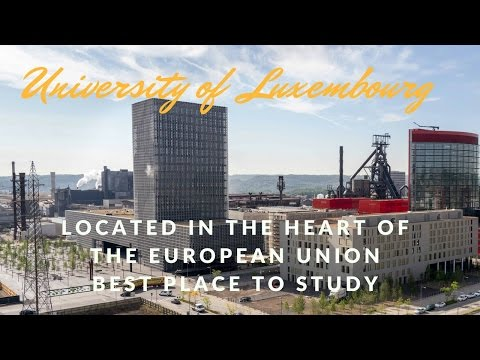 Study Abroad for Free at University of Luxembourg 2019