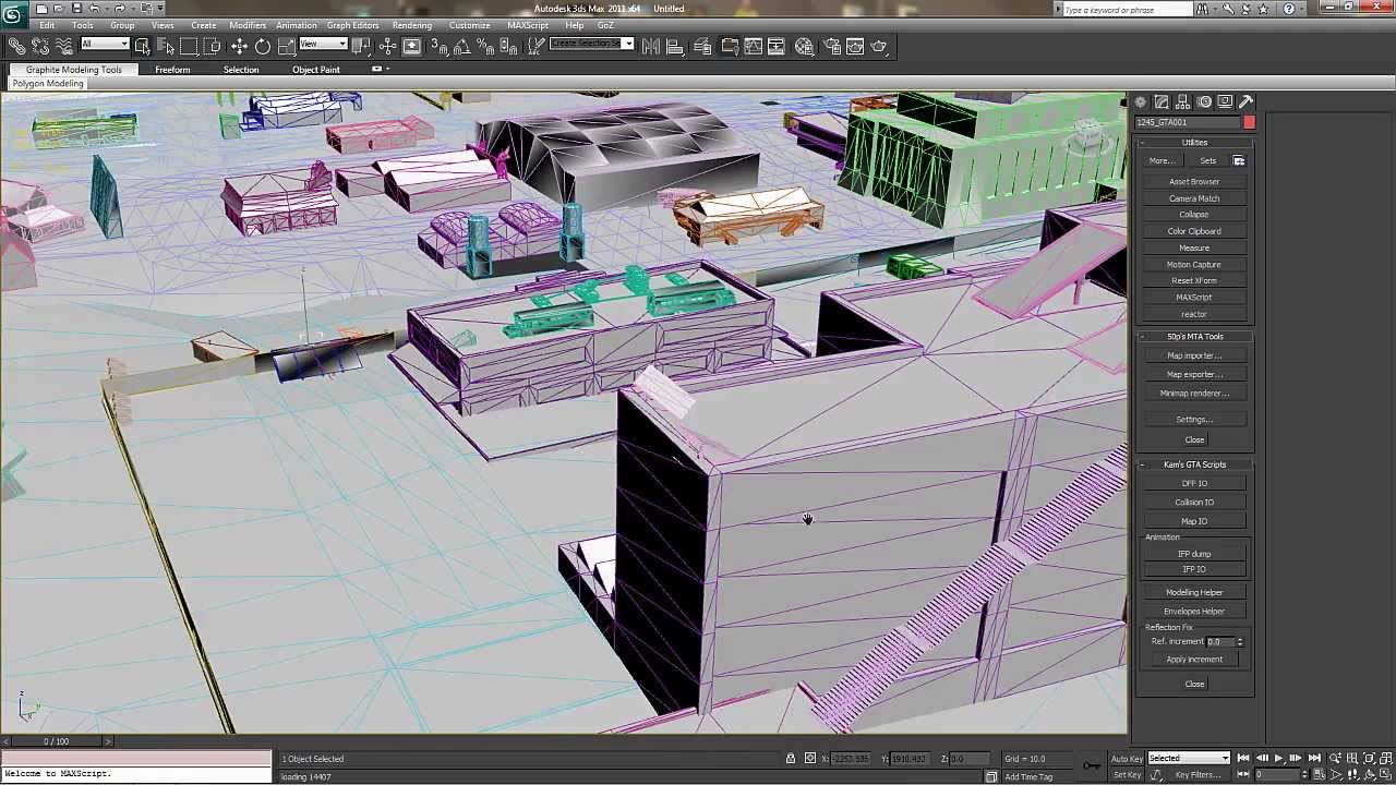 WIP-Tool] 3DS Max Map importer by 50p - Resources - Multi