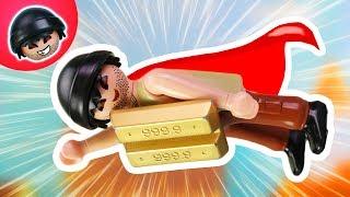 KARLCHEN KNACK #61 - Super Karlchen! - Playmobil Polizei Film
