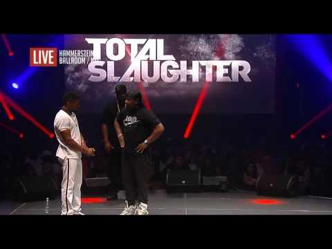 Total Slaughter Rap Battle PPV Eminem