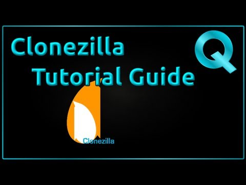 How To Backup & Restore With Clonezilla - YT