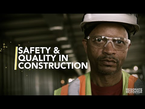 Construction Safety Training Video // Over 40 Topics