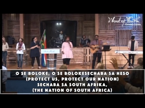 Word of Faith SA – Sunday 3 December 2017 - Pray for South Africa 5pm Service
