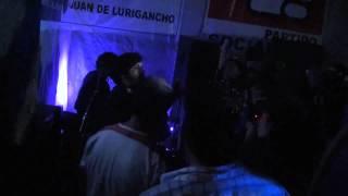 Los Peyotes - No Puedo Hacerte Mía @ Fun House - Concierto Garage o Muerte - Lima, Perú