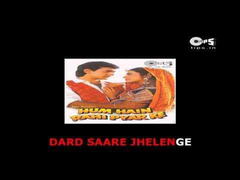 Yun Hi Kat Jayega - Bollywood Sing Along - Hum Hain Rahi Pyar Ke - Aamir Khan & Juhi Chawla