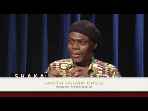 SOUTH SUDAN POWER STRUGGLES