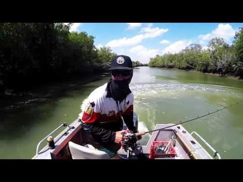 Northern Territory Barramundi Fishing 2015 (Barra)