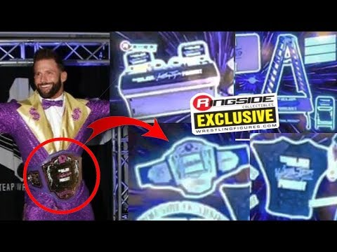 NEW RINGSIDE EXCLUSIVE PLAYSET REVEALED!? WWE FIGURES!
