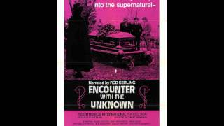 Encounter With The Unknown Radio Ad