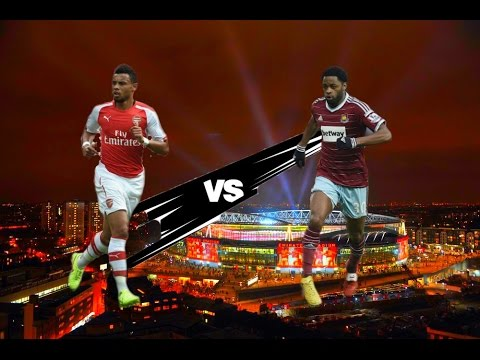 "Francis Coquelin vs Alex Song 2015 | ""New vs Old"""
