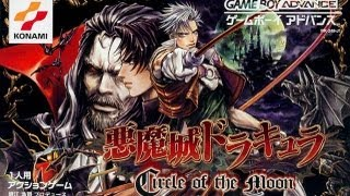 Castlevania: Circle of the Moon Video Walkthrough