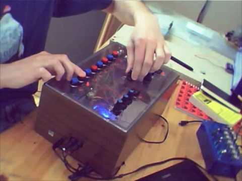 DIY Sequencer & FM Synthesizer