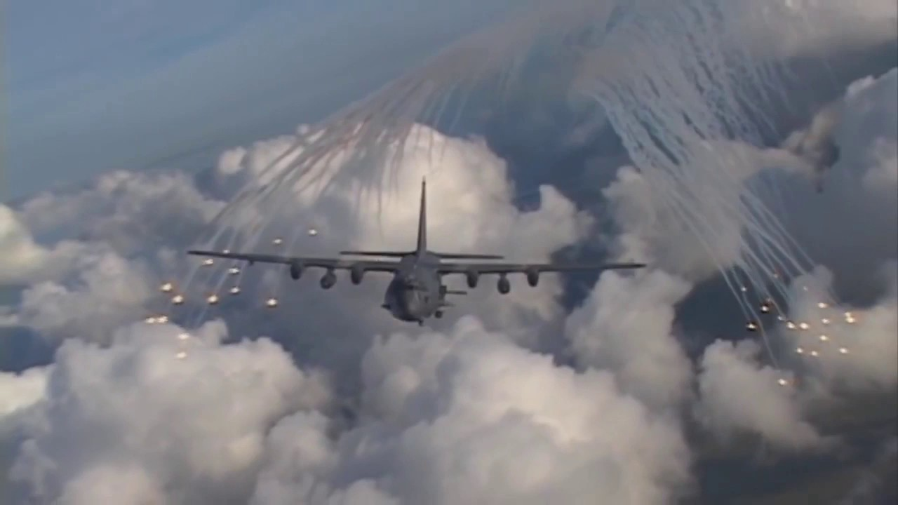 ac 130 making angel of death flare youtube