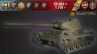 Бой КВ-85 с пухой 122мм на Мастера