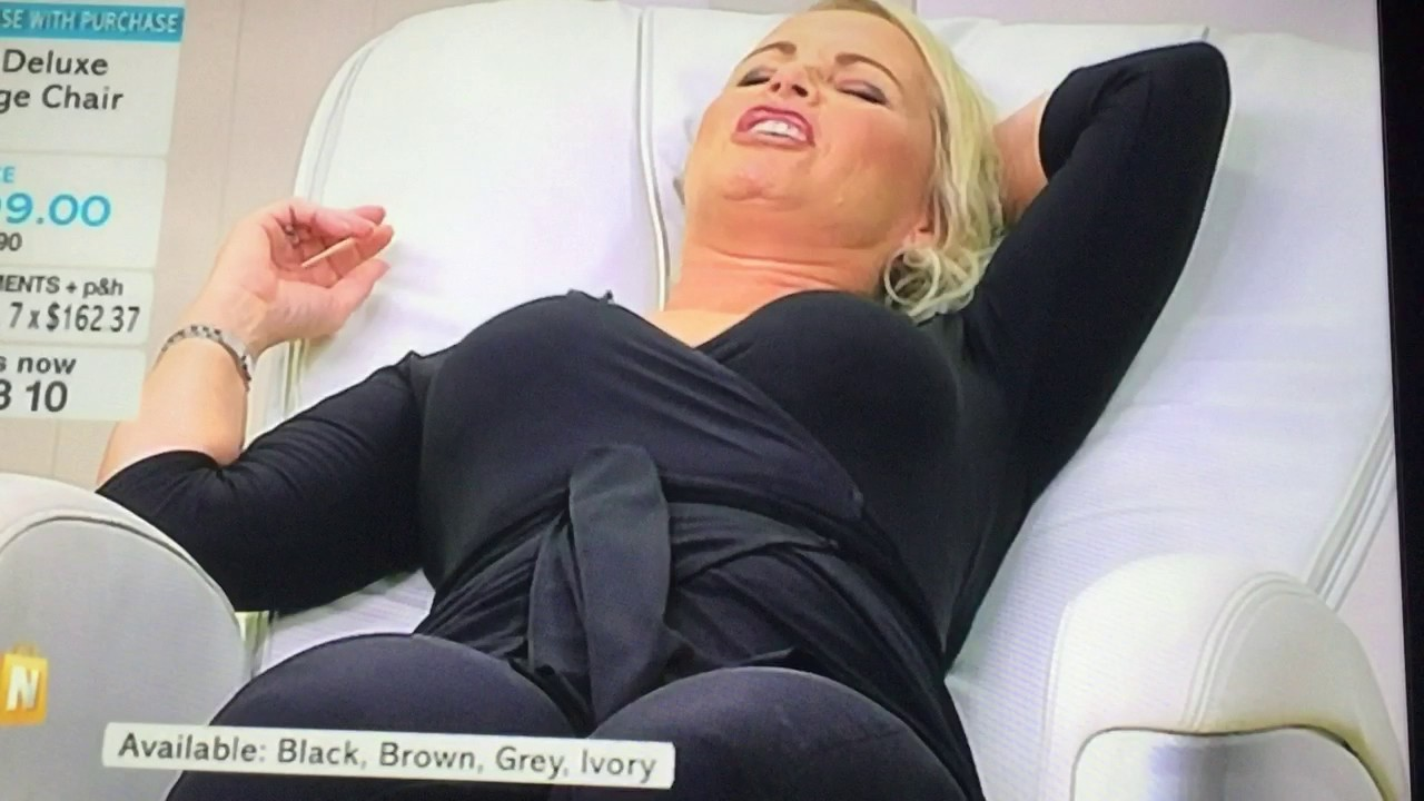 Massage Chair Orgasm