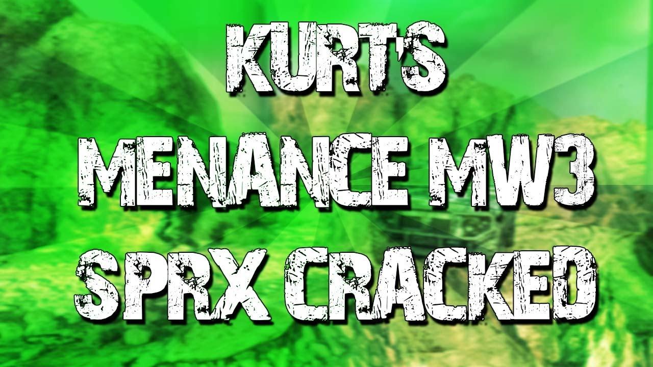 [MW3/1 24/PS3] Menace SPRX Mod Menu (Host,Pre-Game,Non Host)  [CRACKED+DOWNLOAD!]