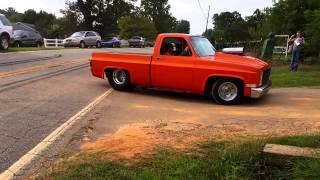 Chevy C10 Custom 8.71 Blown BBC Street Pull