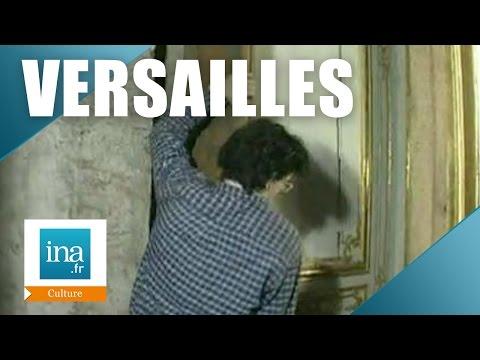 Cabinet des dépêches, la pièce secrète de Versailles   Archive INA