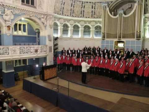 The Oxford Welsh Male Voice Choir: Men of Harlech