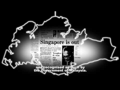 Proclamation of Singapore's Independence