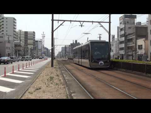 阪堺電気軌道 堺トラム/OSAKA-SAKAI/Hankai Electric Tramway
