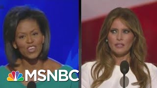 The Curious Case Of Melania Trump's Signature | All In | MSNBC