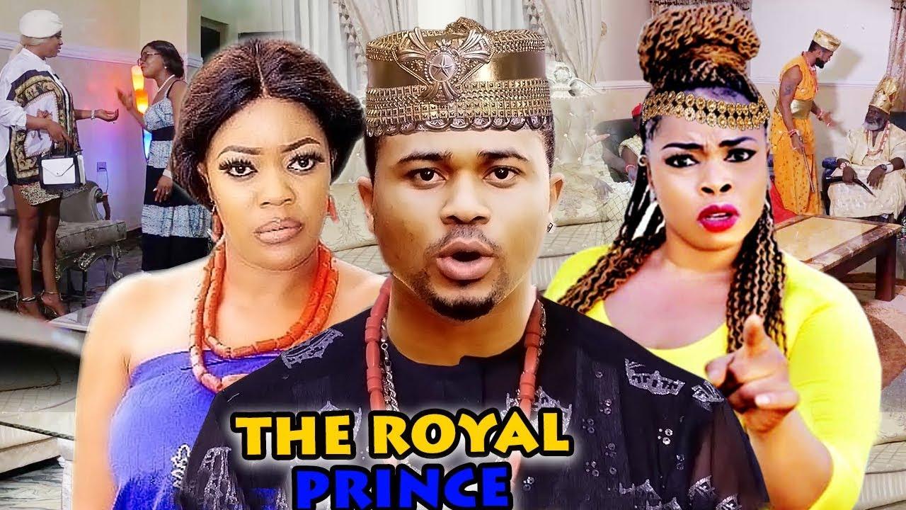 Download THE ROYAL PRINCE SEASON 1&2 -  (New Movie Alert) 2019 LATEST NIGERIAN NOLLYWOOD MOVIE