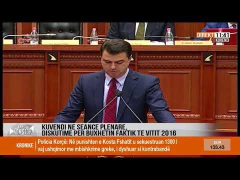 Lulzim Basha sulmon Ramen: Erdhe si rilindas po iken si taleban, e bere Shqiperine si Afganistan