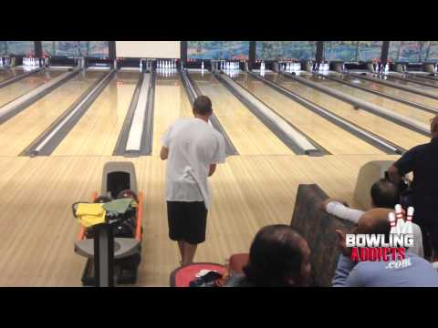 Tommy Neuzil Jr 300 Game on  2-13-15 at Jewel City Bowl in Glendale, CA