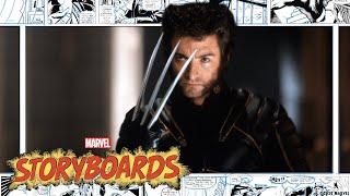 Hugh Jackman's Wolverine Journey | Marvel's Storyboards