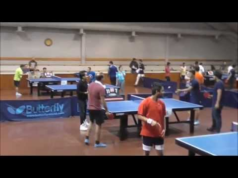 Table tennis championships of Nepal community in Helsinki (1.11.2015)