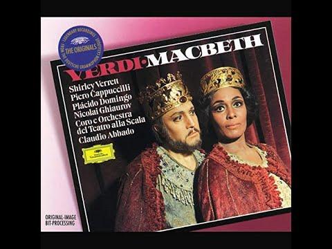 Giuseppe Verdi's MACBETH   DISC 1