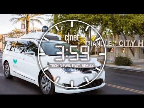 The future of self-driving cars is here...in Phoenix  (The 3:59, Ep. 216)