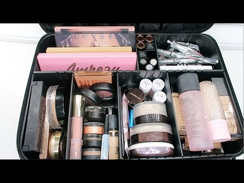Pack My Makeup