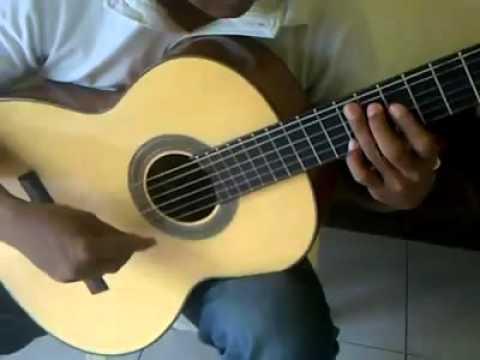 Playing the guitar Latin By Mahdi Andes