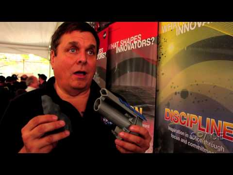 NASA's Grand Asteroid Challenge Scours Maker Faire '13 For Ideas | Video